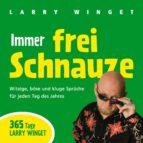 Immer frei Schnauze (ebook)