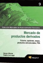 Mercado de productos derivados (ebook)