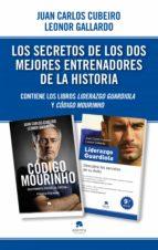 Los secretos de los dos mejores entrenadores de la historia (Pack) (ebook)