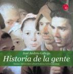 HISTORIA DE LA GENTE: América y Europa  entre la edades moderna y contemporánea (ebook)