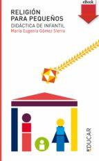 Religión para pequeños (eBook-ePub) (ebook)