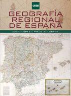 Geografía regional de España (ebook)