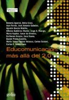Educomunicación: Más allá del 2.0 (ebook)