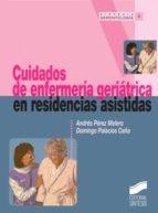 Cuidados de enfermería geriátrica en residencias asistidas (ebook)