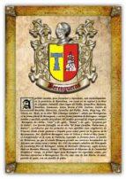 Apellido Berengueras / Origen, Historia y Heráldica de los linajes y apellidos españoles e hispanoamericanos