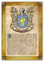 Apellido Campistol / Origen, Historia y Heráldica de los linajes y apellidos españoles e hispanoamericanos