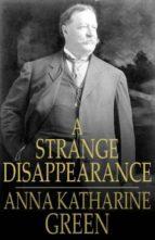 A Strange Disappearance (ebook)