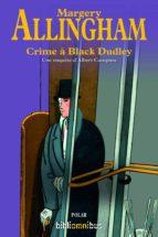 Crime à Black Dudley (ebook)