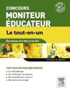 Le tout-en-un Concours Moniteur Éducateur épreuves écrites et orales (ebook)