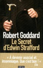 Le secret d'Edwin Strafford (ebook)