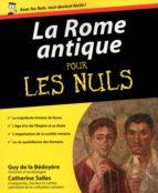 La Rome antique Pour les nuls (ebook)