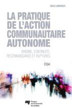 La pratique de l'action communautaire autonome (ebook)