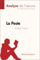 La Peste d'Albert Camus (Fiche de lecture) (ebook)