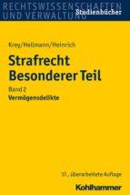Strafrecht Besonderer Teil (ebook)