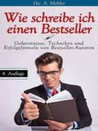 Wie schreibe ich einen Bestseller (ebook)
