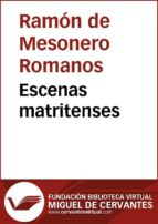 Escenas matritenses (ebook)
