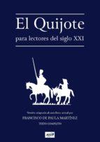 El Quijote para lectores del siglo XXI. (Versión adaptada al castellano actual) (ebook)