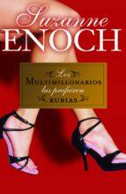 Los multimillonarios las prefieren rubias (ebook)