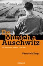 De Múnich a Auschwitz (ebook)