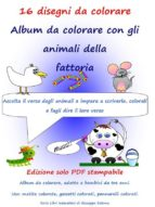16 disegni da colorare (ebook)