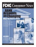Bank Accounts Are Changing. (ebook)