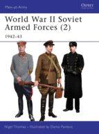 World War II Soviet Armed Forces (2) (ebook)