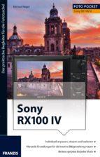 Foto Praxis Sony RX100 IV (ebook)