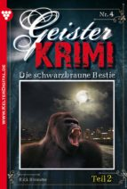 Geister-Krimi 4 Teil 2 - Mystik (ebook)