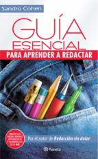Guía esencial para aprender a redactar (ebook)