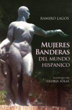 Mujeres Banderas del Mundo Hispánico