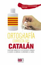 Ortografía correcta del catalán (ebook)