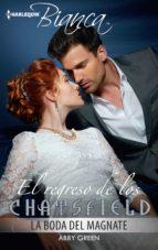 La boda del magnate (ebook)