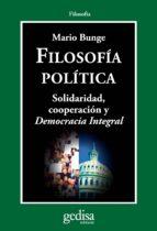Filosofía política (ebook)