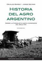 Historia del agro argentino (ebook)
