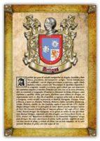 Apellido Artigas / Origen, Historia y Heráldica de los linajes y apellidos españoles e hispanoamericanos