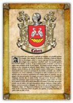 Apellido Cabero / Origen, Historia y Heráldica de los linajes y apellidos españoles e hispanoamericanos