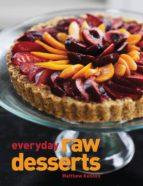 Everyday Raw Desserts (ebook)