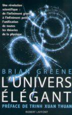 L'Univers élégant (ebook)
