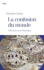 La confusion du monde (ebook)
