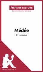 Médée d'Euripide (ebook)