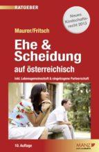 Ehe & Scheidung auf österreichisch (ebook)