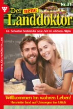 Der neue Landdoktor 31 - Arztroman (ebook)