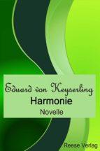 Harmonie (ebook)