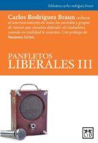 Panfletos liberales III (ebook)