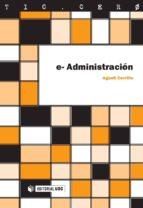 e-Administración (ebook)