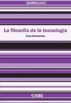 La filosofía de la tecnología (ebook)