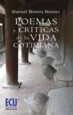 Poemas y críticas de la vida cotidiana (ebook)