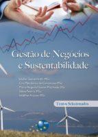 Gestão de Negócios e Sustentabilidade: textos selecionados (ebook)