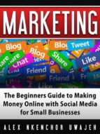 Marketing: The Beginners Guide to Making Money Online with Social Media for Small Businesses (ebook)