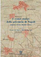 I centri storici della provincia di Napoli (ebook)